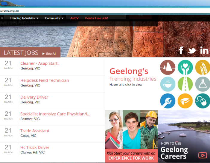 Geelong Careers (2)