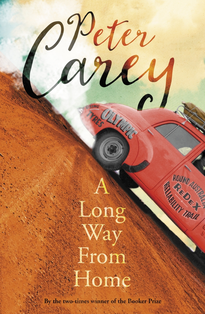 Peter Carey book