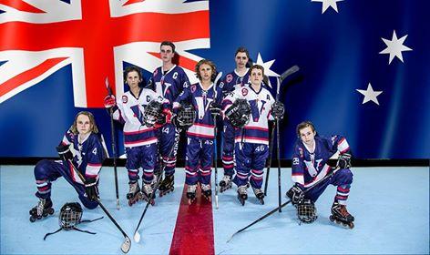 Inline hockey 2