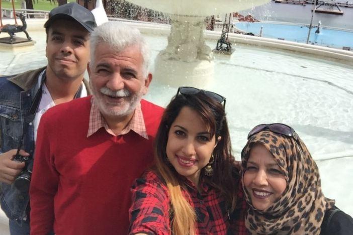 Refugees Farah Al-Dabbas