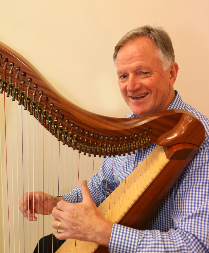 Harpist, Peter