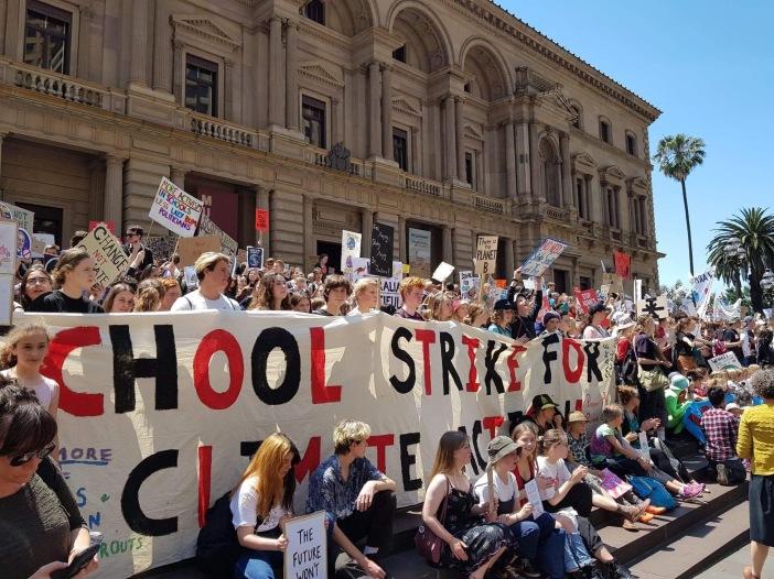 Climate Strike Melb