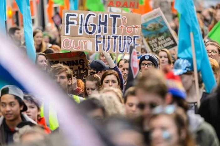 School Strike Geelong