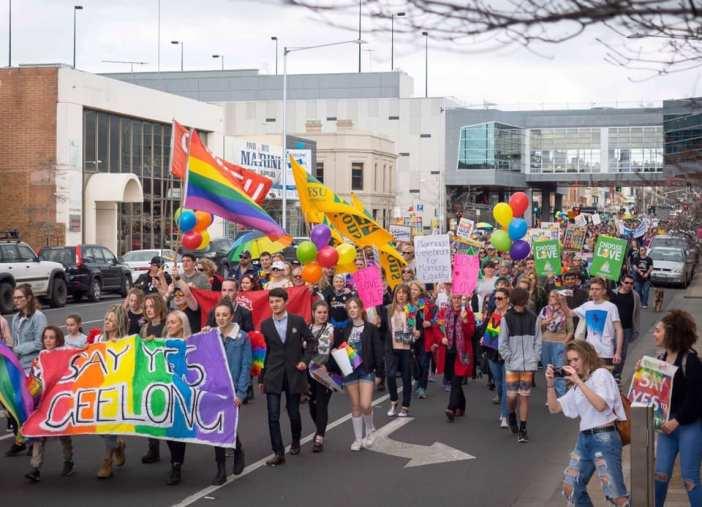 rainbow march 1