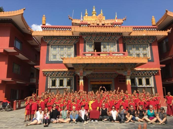 Ali - Kopan Monestary Visit - Trip 2 (002)