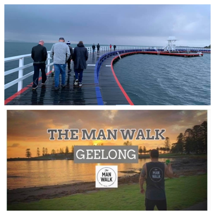 The Man Walk Geelong TO USE