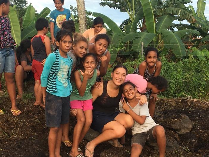 Tiarney Samoa 1
