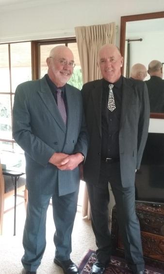 John & Russell